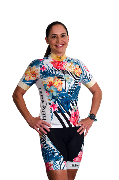 Kona Tropics Cycling Short