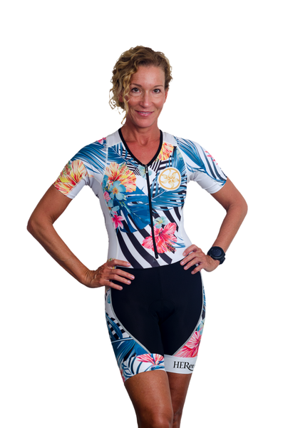 Kona Tropics Aero One Piece Tri Suit