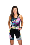 Rock'n & Rev'n One Piece Tri Suit