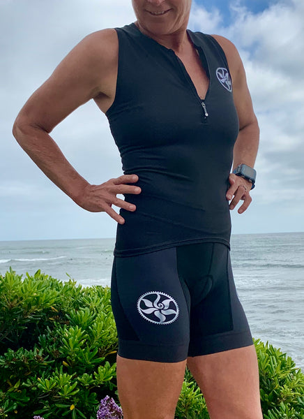HERsexy Black Triathlon Top