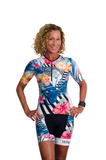 Kona Tropics Sleeved Aero Top