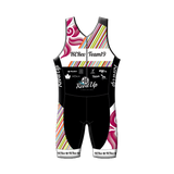 HERev Team 19 Sleeveless One Piece Triathlon Suit