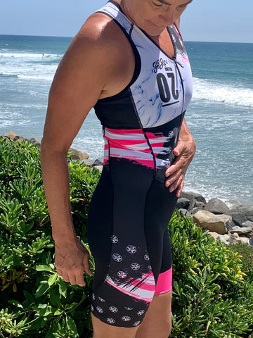 United Sleeveless Triathlon Onsie