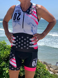 United Triathlon Short