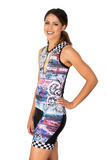 Sauvage Triathlon Top