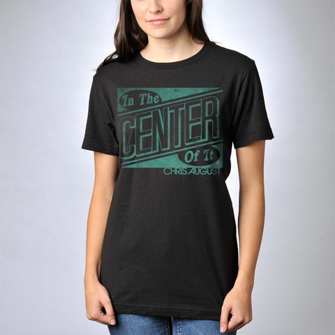 CENTER OF IT VINTAGE T-SHIRT
