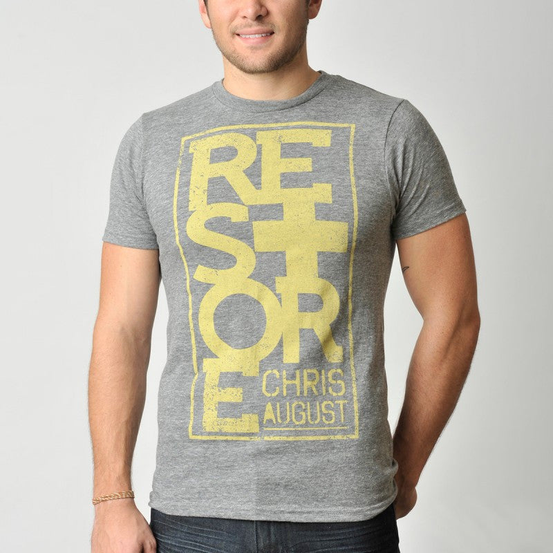 RESTORE STACKED T-SHIRT