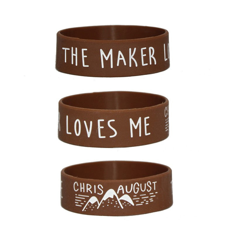 THE MAKER WRISTBAND
