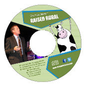 Raised Rural (CD)