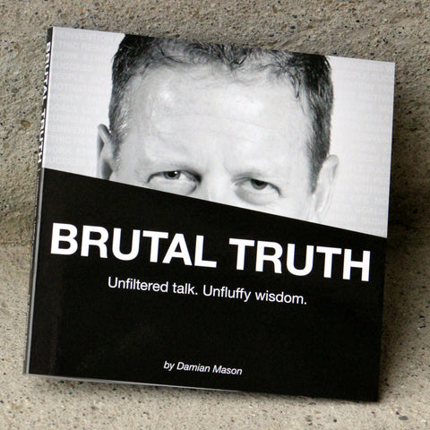 Brutal Truth Book
