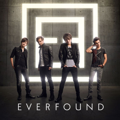 Everfound CD