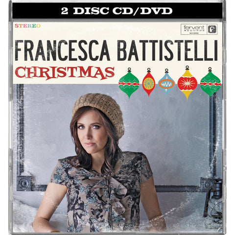 Christmas CD + Live DVD