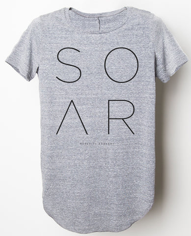 Soar Grey T-Shirt