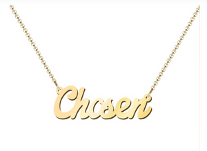 Custom Chosen Necklace
