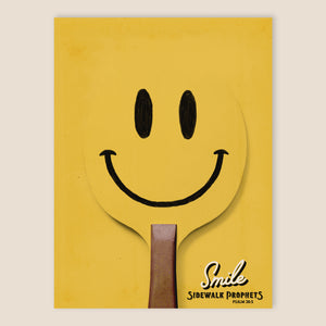 Smile Limited Edition Poster