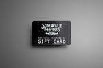 Sidewalk Prophets Official Merchandise Gift Card