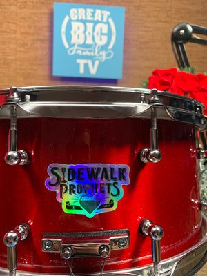 WFL III Snare Drum 12/12/2020 (Autographed!) [Great Big Family Christmas 2020]