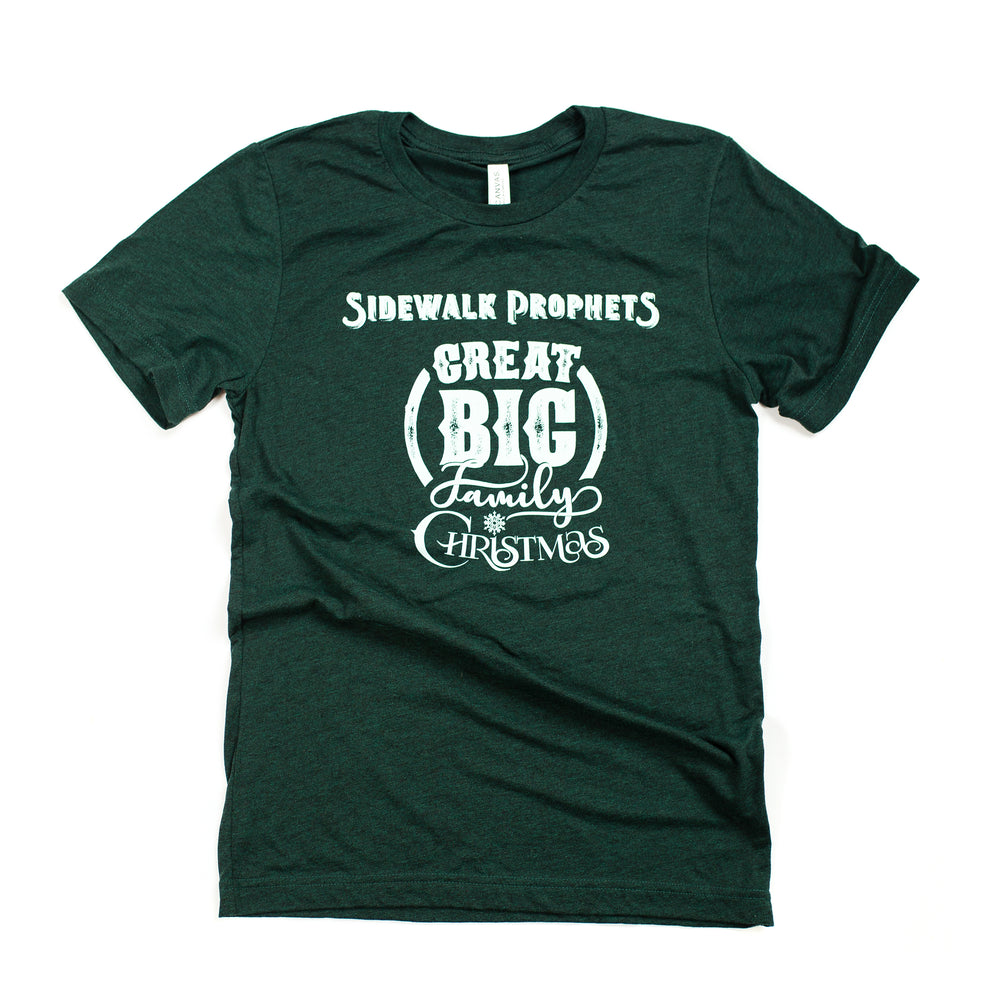 Great Big Family Christmas Tour Tee
