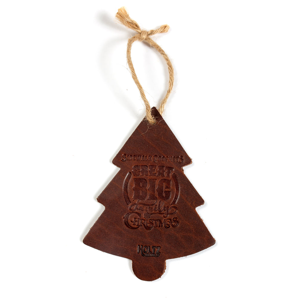 Holtz Leather Co. GBF Christmas Ornament
