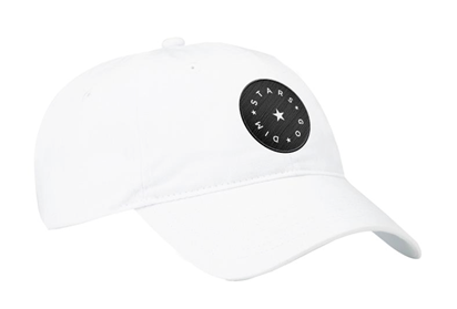 Dad Hat - White