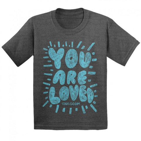 YOUTH YOU ARE LOVED T-SHIRT
