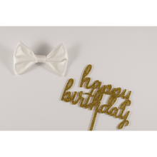 Load image into Gallery viewer, April Birthday Bow