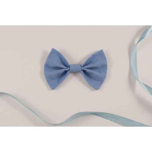 Daisy Blue Classic Bow - Periwillow
