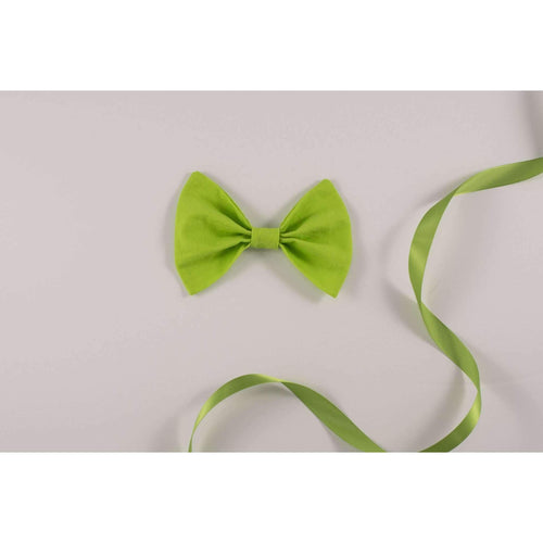 Daisy Green Classic Bow - Periwillow