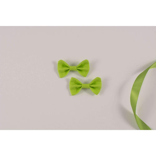 Daisy Green Pigtail Set - Periwillow
