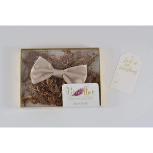 "5"" Silk Hair Bow Gift Set"