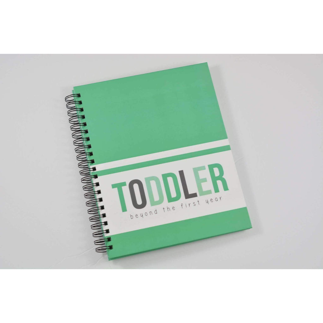 Toddler Years Journal