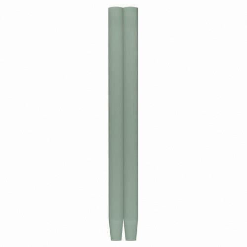 Taper Candles Sage Solid