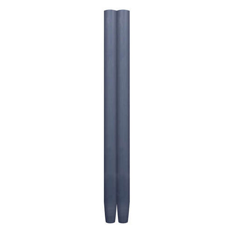 Solid Navy Taper Candles