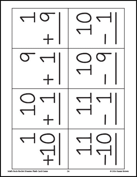 This is a photo of Free Printable Addition Flash Cards with 3rd grade math