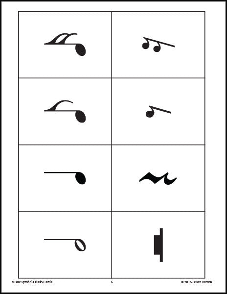 photo relating to Printable Music Note Flashcards referred to as Songs Flash Card Recreation Offer - Heat Hearts Putting up