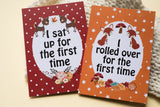 Forest Animal Baby Journey Cards ® DD031