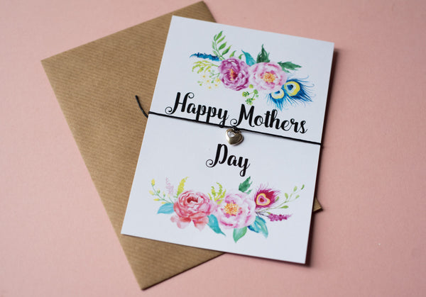 A6 Postcard Print - Mother's Day Floral - DD255