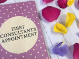 Printed Wooden IVF Journey Cards Bright Floral ® DD409