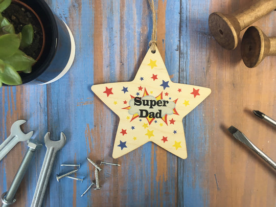 Hanging Star - Super Dad - DD425