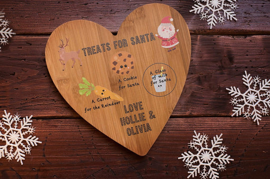 Treats for Santa Board