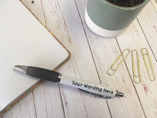 Personalised Pen - Your Wording Here - DD570