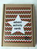 Christmas Advent Activity Cards