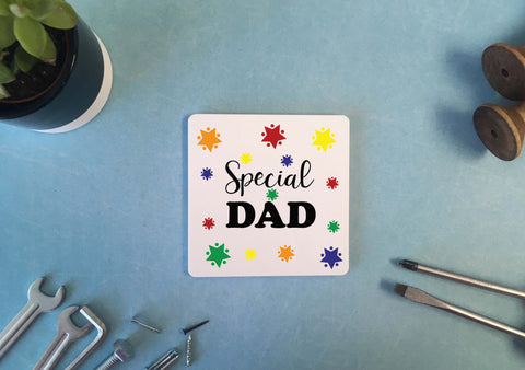 Personalised Coaster - Special Dad - DD527