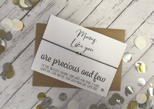 Wish Bracelet - Mams Like You Are Precious And Few DD1115