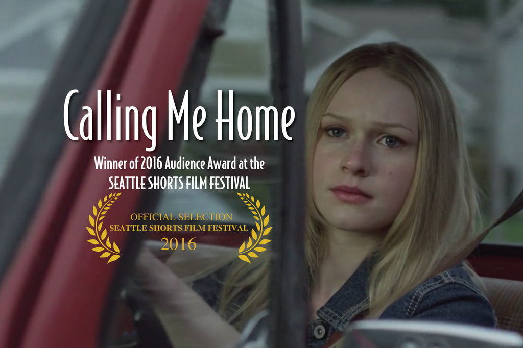 Calling Me Home Music Video win Audience Choice Award at Seattle Shorts Film Festival