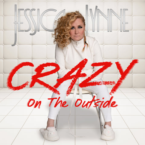 "Pre-Save ""Crazy On The Outside"" on Spotify today!"