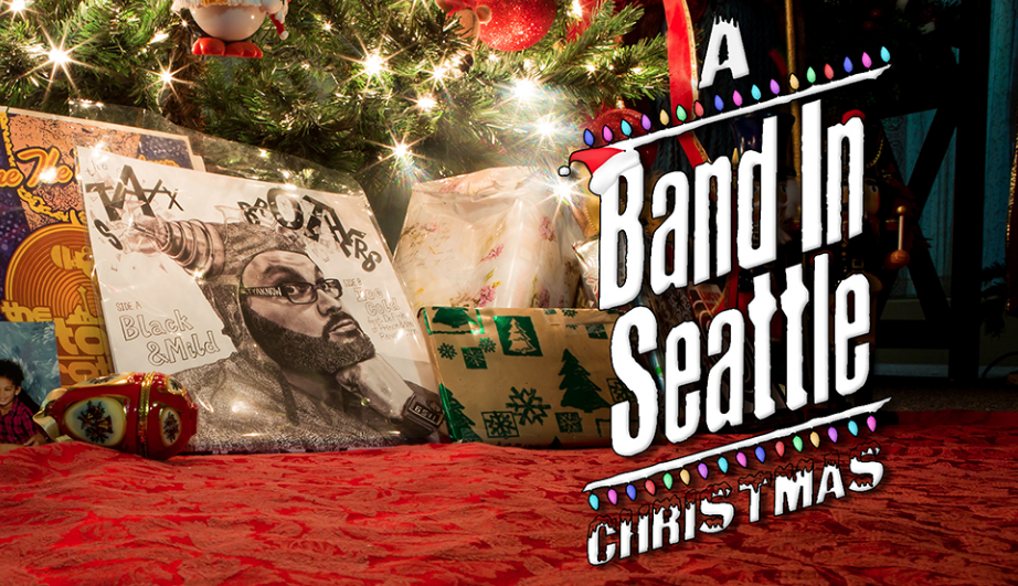 A Band In Seattle Christmas