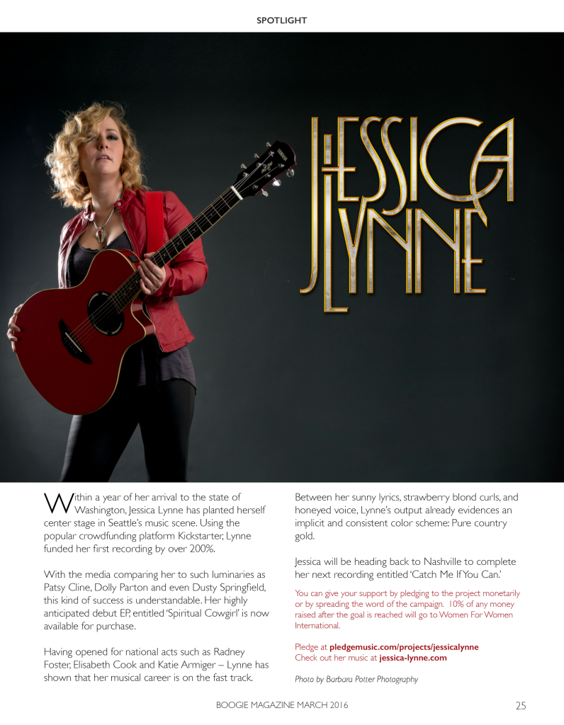 Boogie Mag March 2015