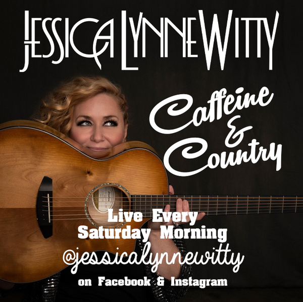Jessica Lynne Witty Request a Song for Caffeine & Country Live Streaming