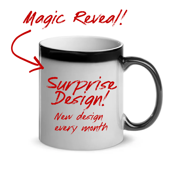 Jessica Lynne Surprise Design Magic Cup